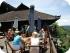 Туристы в ресторане на Бали