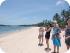 Русские туристы на острове Бали