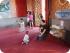 В храме в Таиланде