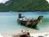 Тайская длинноносая лодка