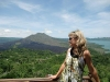 Туристы отдыхают на Бали