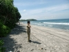 На пляже на Бали
