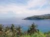 Вид на море с острова Бали
