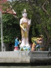 Статую я на канале в Бангкоке