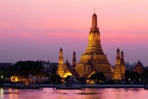 Бангкок - храмы бессмертного Будды