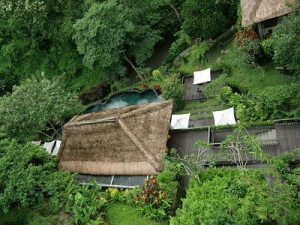 Уединенная вилла на Бали