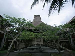 Типичная архитектура Бали