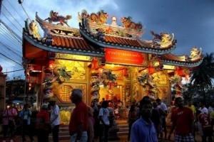 Как отметить Новый год в Таиланде
