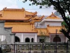 Современная архитектура Малайзии