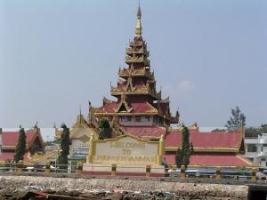 Архитектура Бирмы