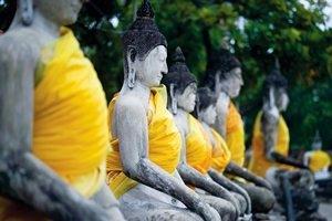 Достопримечательности Таиланда - храм Ват Лок Моли