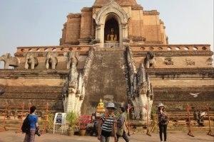 Достопримечательности города Чианмей