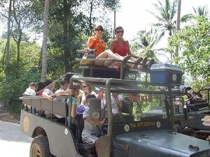 Сафари по джунглям