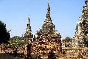 Великолепные храмы загадочного Таиланда